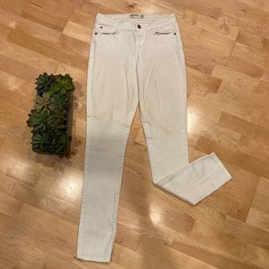 Cotton On White skinny jeans